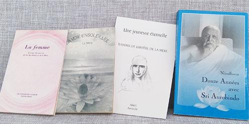 Livres Sri Aurobindo